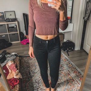 Bluespice black jeans